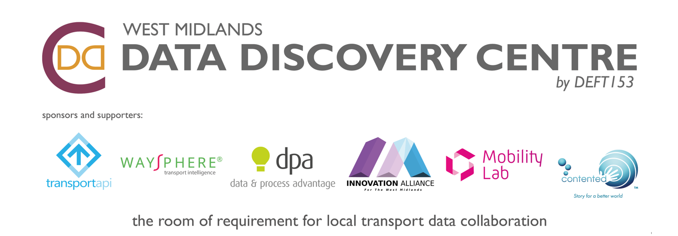 Data Discovery Centre at Traffex 2019